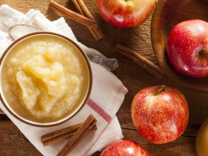 Compote pommes-poires facile et rapide