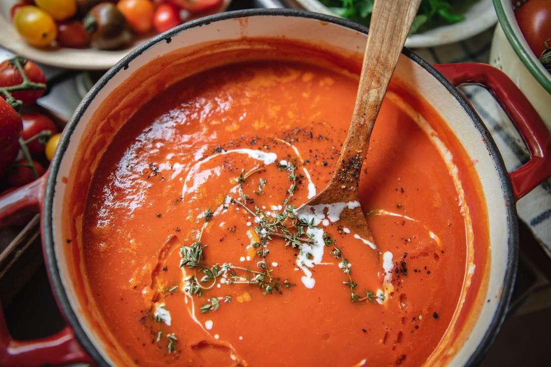 Recette de sauce tomate maison
