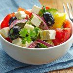Salade Grecque comme en crete