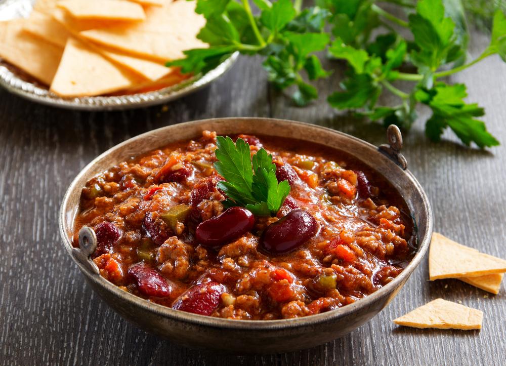 Chili con carne facile et healthy - Des recettes healthy ...