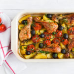 Cuisses de poulet à la provençale