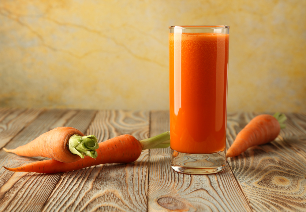 Just détox healthy carotte céleri