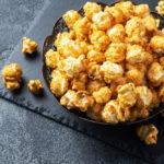Popcorn maison au caramel