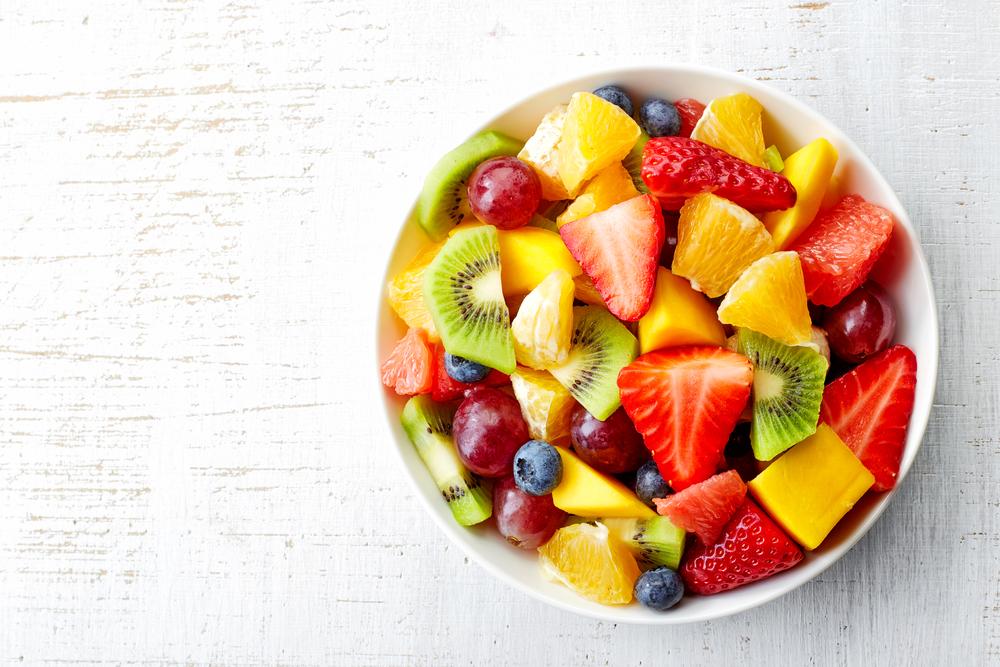 Salade de fruit exotique maison