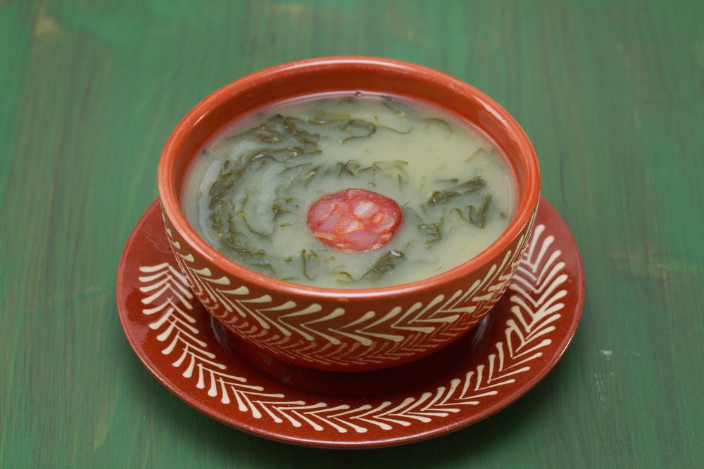 Soupe Portugaise Caldo Verde