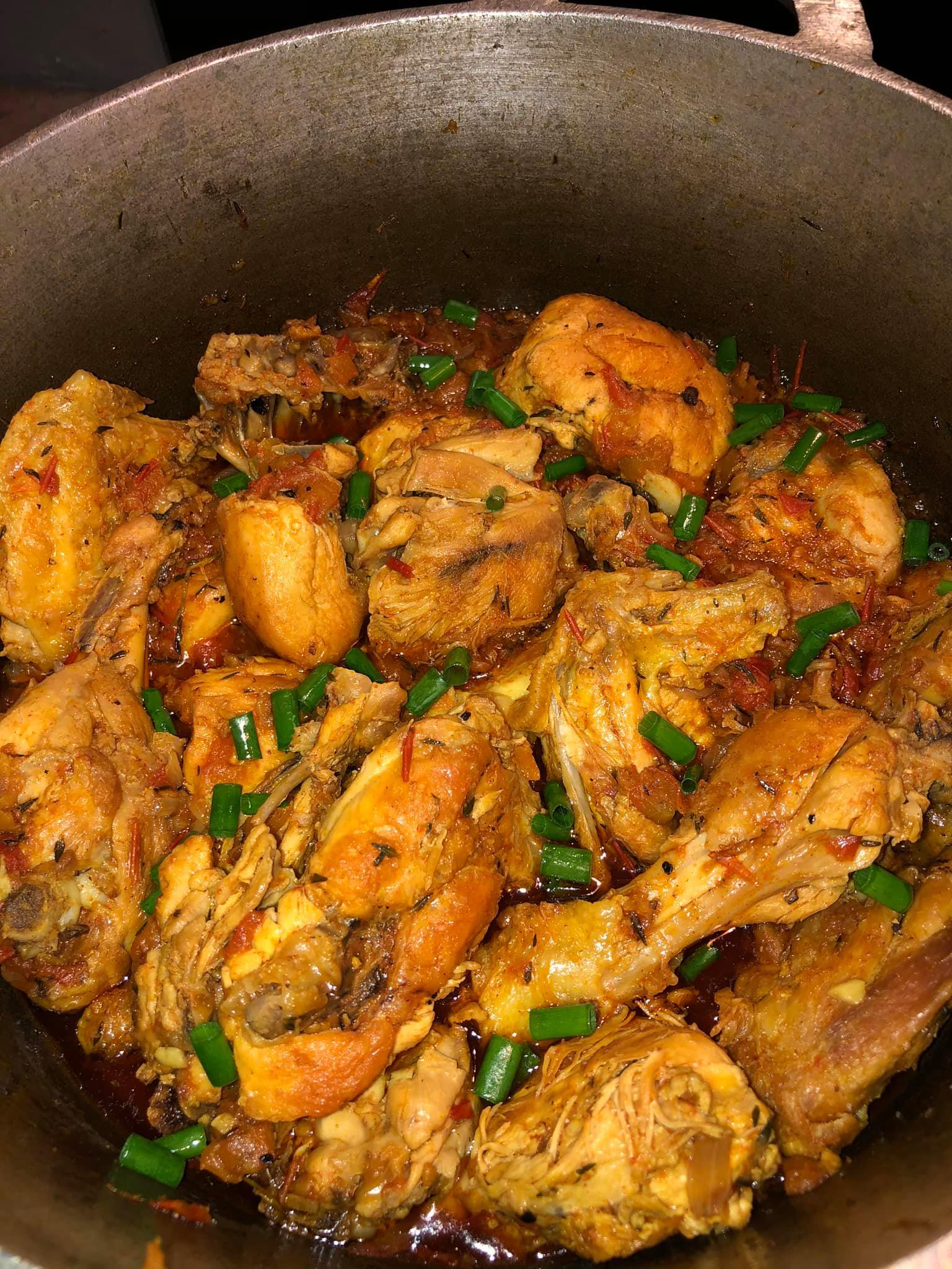 Carri poulet recette originale - Des recettes healthy saines et faciles