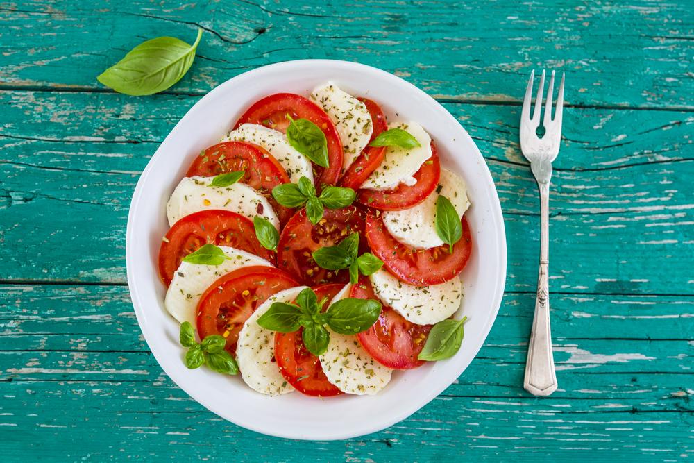 salade caprese facile